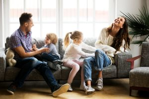 Spend more time with your family this new year while maids on a mission clean your home